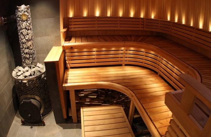 Вагонка в бане: интерьер, не теряющий актуальность
