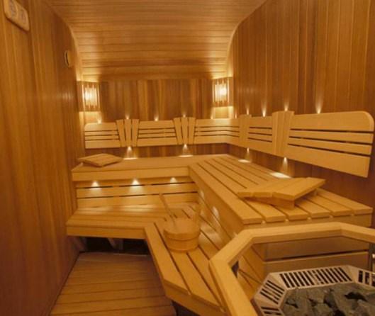 Вагонка из лиственницы в интерьере: фото готовых работ, отличие от других типов древесины