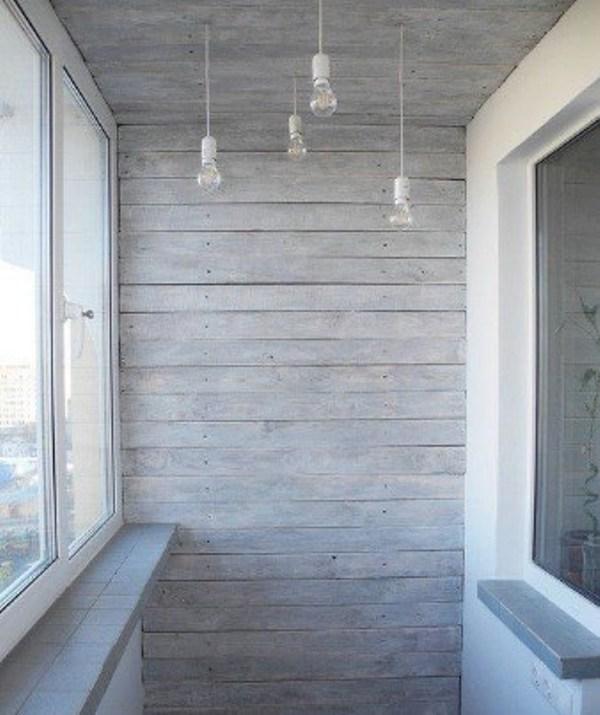 Оформляем балкон вагонкой - дизайн интерьера и фото для вдохновения