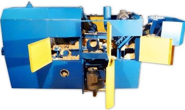 Блок-хаус своими руками - производственные мощности и технология изготовления