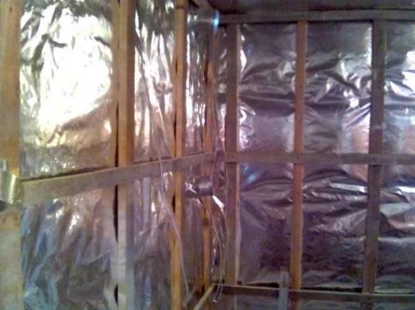 Вагонка в предбаннике - выбор ламелей для первой комнате в бане, 8 фото