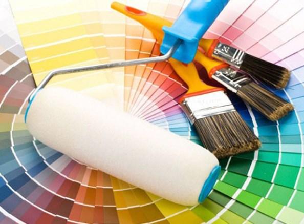 Как красиво покрасить вагонку внутри дома - виды красок, правила окрашивания