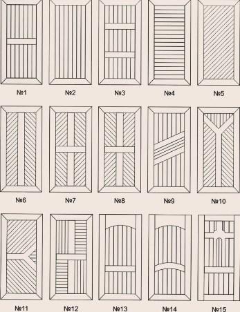 Как обить железную дверь снаружи вагонкой - эстетика и дополнительное утепление