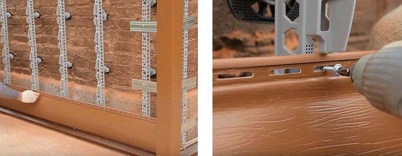 Как крепить пластиковый блок-хаус - идеальная отделка своими руками
