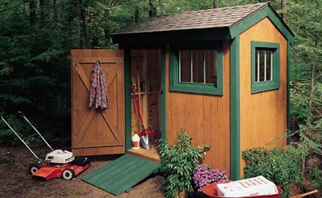 Можно ли класть вагонку в нежилом доме - оформление хозяйственных построек натуральным деревом