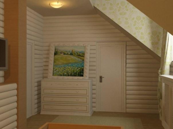 Каким цветом покрасить блок-хаус снаружи и внутри дома