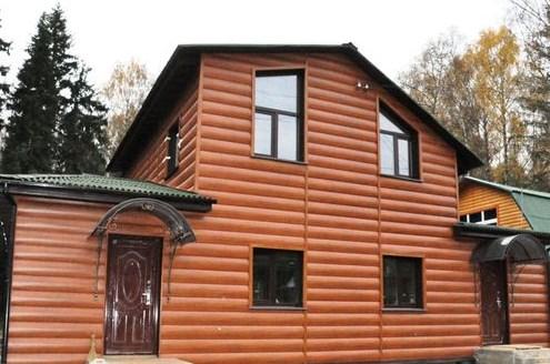 Чем отличается блок-хаус от сайдинга и что лучше для внешней обшивки дома